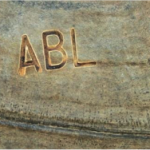 A unique three-letter code is branded onto the shell of each individual. This does not harm the tortoise in any way.